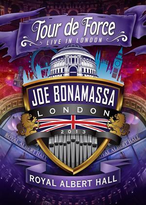 Rent Joe Bonamassa: Tour De Force: Royal Albert Hall Online DVD Rental