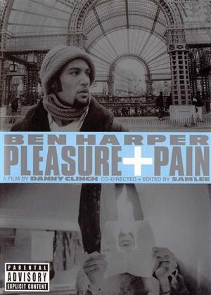 Rent Ben Harper: Pleasure and Pain Online DVD Rental