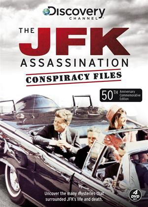 Rent The JFK Assassination: 50th Anniversary Edition Online DVD Rental