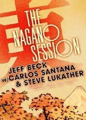 Rent Beck/Santana/Lukather: The Nagano Session Online DVD Rental