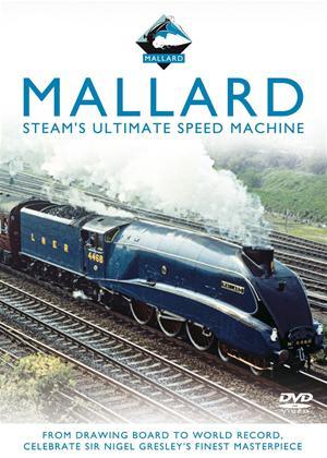 Rent Mallard: Steam's Ultimate Speed Machine Online DVD Rental