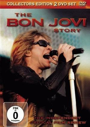 Rent The Bon Jovi Story Online DVD Rental