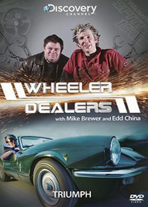 Rent Wheeler Dealers: British Classics: Triumph Online DVD Rental