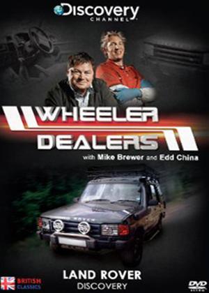 Rent Wheeler Dealers: British Classics: Land Rover Online DVD Rental