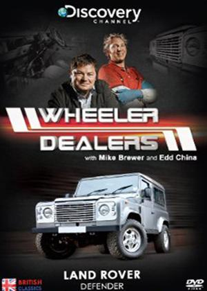 Rent Wheeler Dealers: British Classics: Land Rover Defender Online DVD Rental