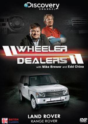 Rent Wheeler Dealers: British Classics: Range Rover Online DVD Rental