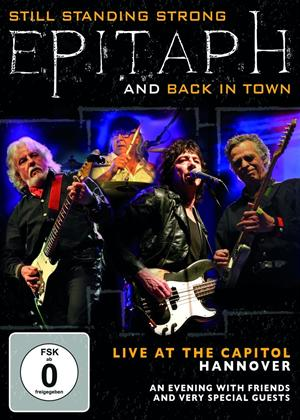 Rent Epitaph: Still Standing Strong and Back in Town Online DVD Rental