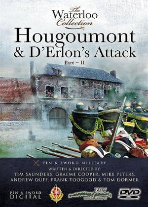 Rent The Waterloo Collection: Part 2: Hougoumont and D'Erlon's Attack Online DVD Rental