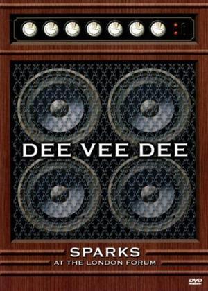 Rent Sparks: Dee Vee Dee: Live in London Online DVD Rental