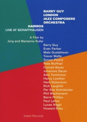 Rent Barry Guy and the London Jazz Composers Orchestra: Harmos Online DVD Rental