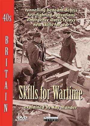Rent 40s Britain: Skills for Wartime Online DVD Rental