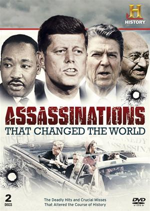 Rent Assassinations That Changed the World Online DVD Rental