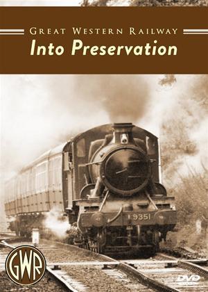 Rent British Steam: The GWR Story: Part 4 Online DVD Rental
