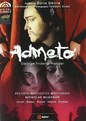 Rent Admeto: Festspieleorchester Gottingen Online DVD Rental