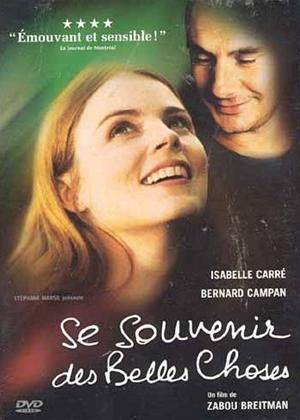 Rent Beautiful Memories (aka Se Souvenir De Belle Chose) Online DVD Rental