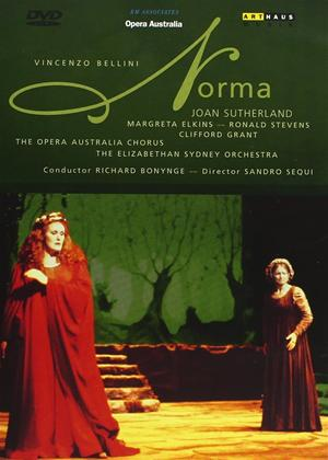 Rent Bellini: Norma: Richard Bonynge Online DVD Rental