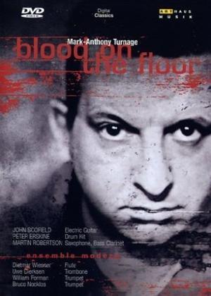 Rent Blood on the Floor: Mark Anthony Turnage Online DVD Rental