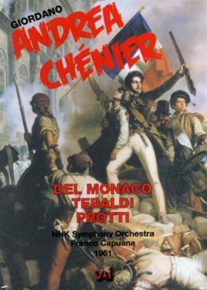 Rent Andrea Chenier: Giordano Online DVD Rental