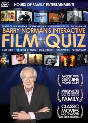 Rent Barry Norman's Interactive Film Quiz Online DVD Rental