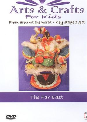 Rent Arts and Crafts for Kids from Around The World: The Far East Online DVD Rental