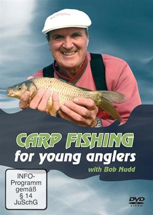 Rent Carp Fishing for Young Anglers with Bob Nudd Online DVD Rental