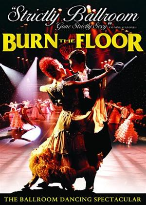 Rent Burn the Floor Online DVD Rental