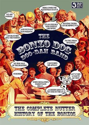 Rent Bonzo Dog Doo Dah Band: The Complete Nutter History of The Bonzos Online DVD Rental