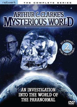 Rent Arthur C.Clarke: Mysterious World: Series Online DVD Rental
