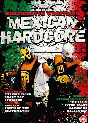 Rent Best of Deathmatch Wrestling: Mexican Hardcore Online DVD Rental