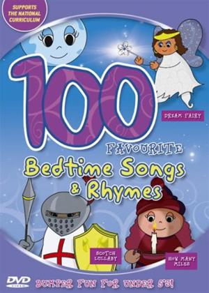 Rent 100 Favourite Bedtime Songs and Rhymes Online DVD Rental