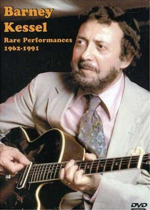 Rent Barney Kessel: Rare Performances 1962-1991 Online DVD Rental