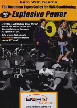 Rent Basement Tapes Series for MMA Conditioning: Explosive Power Online DVD Rental