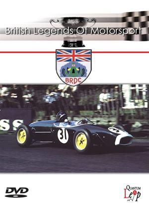 Rent British Legends of Motorsport Online DVD & Blu-ray Rental