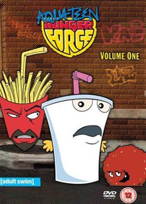 Rent Aqua Teen Hunger Force: Series 1 Online DVD Rental