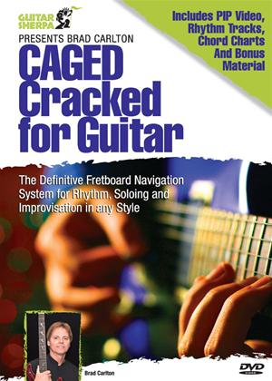Rent Caged Cracked for Guitar Online DVD Rental