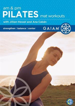 Rent A.M. and P.M. Pilates Mat Workouts Online DVD Rental