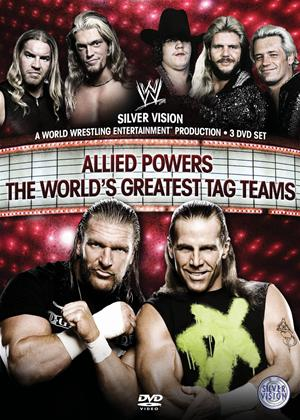Rent Allied Powers: The World's Greatest Tag Teams Online DVD Rental