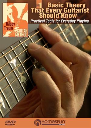 Rent Basic Theory That Every Guitarist Should Know: Vol.1 Online DVD Rental