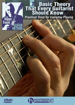 Rent Basic Theory That Every Guitarist Should Know: Vol.2 Online DVD Rental