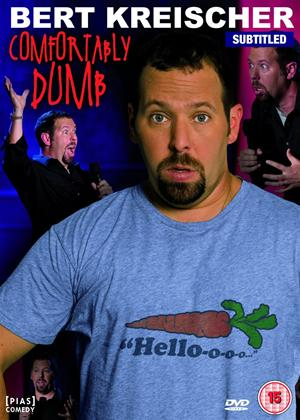Rent Bert Kreischer: Comfortably Dumb Online DVD Rental