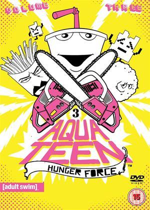 Rent Aqua Teen Hunger Force: Series 3 Online DVD Rental