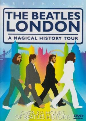 Rent The Beatles London: A Magical History Tour Online DVD Rental
