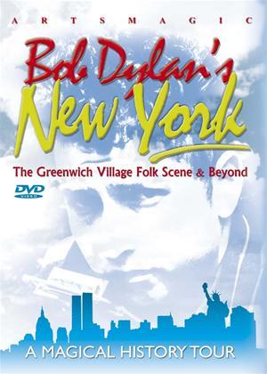 Rent Bob Dylan's New York: A Magical History Tour Online DVD Rental