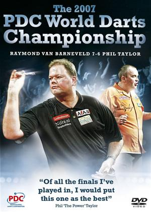 Rent The 2007 PDC World Darts Championship Online DVD Rental