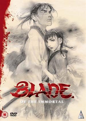 Rent Blade of the Immortal: Vol.3 Online DVD Rental