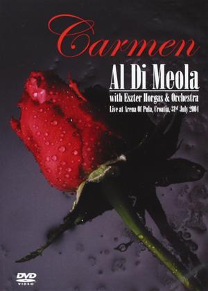 Rent Al Di Meola and Eszter Horgas: Carmen Online DVD Rental