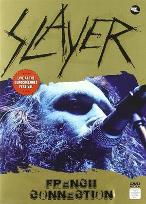 Rent Slayer: French Connection: Live 2003 Online DVD Rental