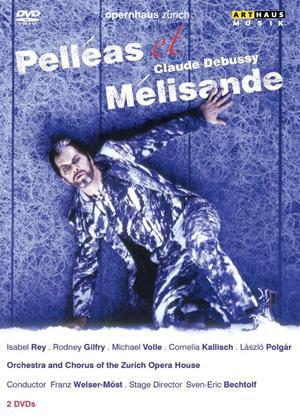 Rent Pelleas Et Melisande: Zurich Opera House (Welser-Most) Online DVD Rental