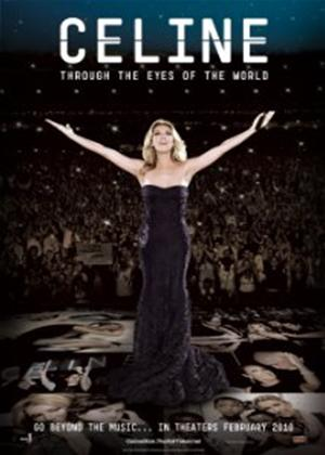 Rent Celine Dion: Through the Eyes of the World Online DVD Rental