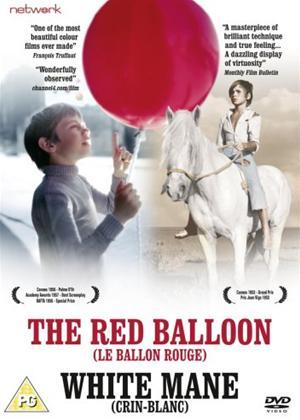Rent The Red Balloon/White Mane (aka Le Ballon Rouge) Online DVD Rental